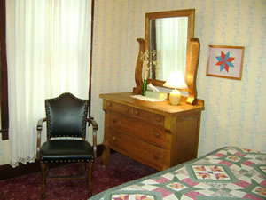 First Water Queen Guest Room 8