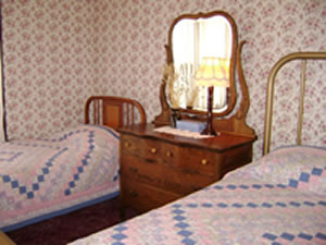 Manner Born Guest Room